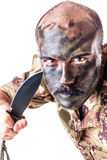 Army man Stock Photography