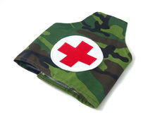 Army Medic Royalty Free Stock Images