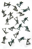 Army Men Royalty Free Stock Photos