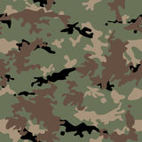 Army military camouflage seamless pattern stock illustration