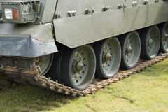 Army Military Vehicle. Royalty Free Stock Photo