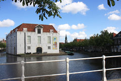 Army Museum in Delft, Netherlands Royalty Free Stock Photography