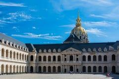 The Army Museum in Paris Stock Photos
