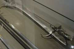 Army Museum - Sabre Stock Photos