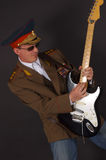 Army Music Stock Photo