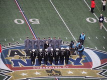 Army Navy Game 2014 Stock Photo