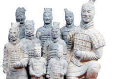 Free Army Of Terracotta Warriors Stock Photos - 4644503