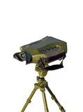 Army optical device Royalty Free Stock Images