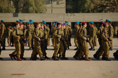 Army parade Stock Photo