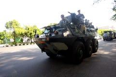 Army patrol Stock Photos