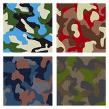 Army Pattern Royalty Free Stock Image