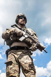 Army ranger Stock Photography
