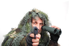 Army recon Royalty Free Stock Image