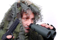 Army recon Stock Photo