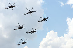 Army of the Russian Federation Stock Photography