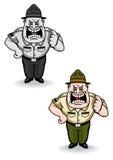 Army sergeant Stock Photos