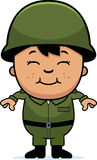 Army Soldier Boy Stock Photo