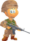 Army soldier Stock Photos