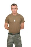 Army soldier guy Stock Photos
