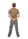 Army soldier guy Stock Images