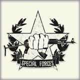 Army symbol Stock Photos