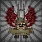 Army symbol Stock Image