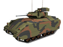 Army tank Royalty Free Stock Photo