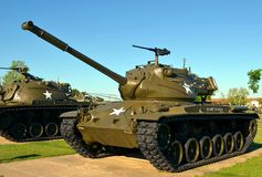 Army Tank Destroyer M18 Hellcat Stock Image