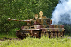 Army tank german Royalty Free Stock Photography