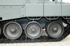 Army Tank Wheel Track Stock Photos