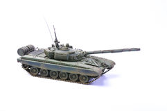 Army tank  on white background. Army tank  on white Stock Images