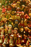 Army of toy soldiers Royalty Free Stock Images