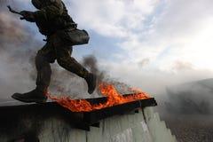 Army training Royalty Free Stock Photo