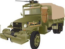 Army Truck Stock Photography