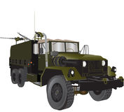 Army Truck Royalty Free Stock Image
