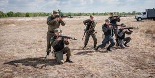 Army of Ukraine Stock Photography
