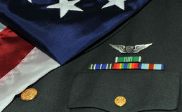 Army Uniform Stock Photography