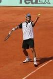 Arnaldo CLEMENTE (FRA) en Roland Garros 2010 Fotografía de archivo