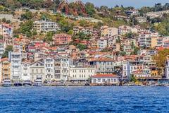 Arnavutkoy Costantinopoli Fotografie Stock