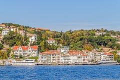 Arnavutkoy Estambul Imagen de archivo libre de regalías