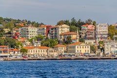 Arnavutkoy Istanbul Photos libres de droits