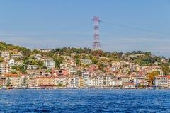 Arnavutkoy Istanbul Royalty Free Stock Photos