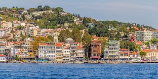 Arnavutkoy Istanbul Stock Image