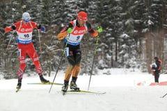Arnd Peiffer - biathlon Royalty Free Stock Photos