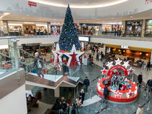 Arndale Shopping Centre in Manchester, England Stock Photography