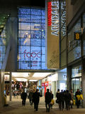Arndale Shopping Centre in Manchester, England stock images