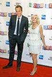 Arnett e Amy Poehler imagens de stock royalty free