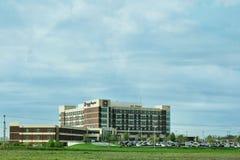 Arnett szpital zdjęcia stock