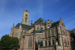 Arnhem. Eusebius Church in Arnhem, The Netherlands royalty free stock photo