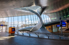 Arnhem Centraal Railway Station in Arnhem, Netherlands Stock Photography